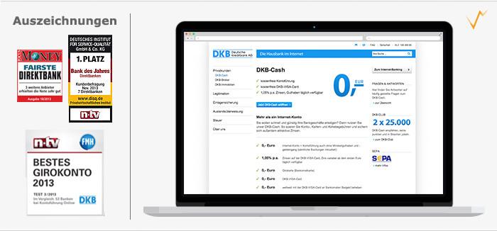 DKB Bank im Test