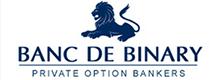 Banc de Binary Test: Viele Basiswerte zur Auswahl