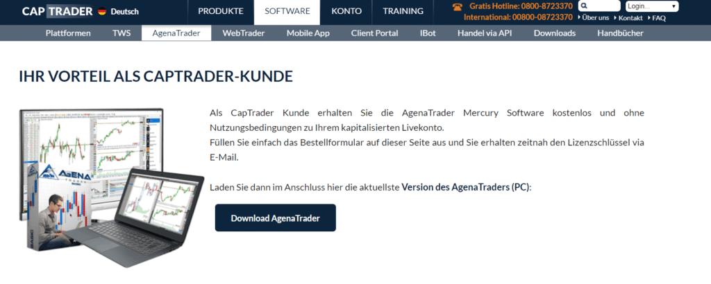 captrader agenatrader3