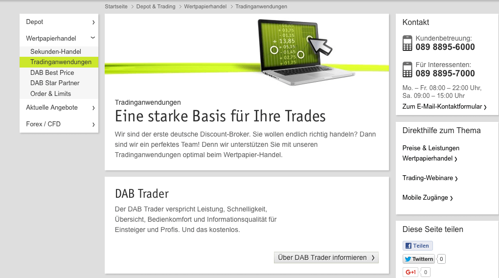 dab bank software