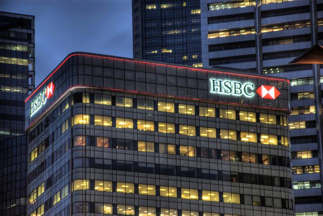 Bankhaus der HSBC