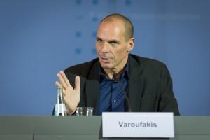 "Yanis Varoufakis: ""Der griechische Finanzminister Yanis Varoufakis"""