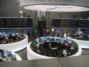 Deutsche Börse: http://commons.wikimedia.org/wiki/File:RIMG0080.JPG