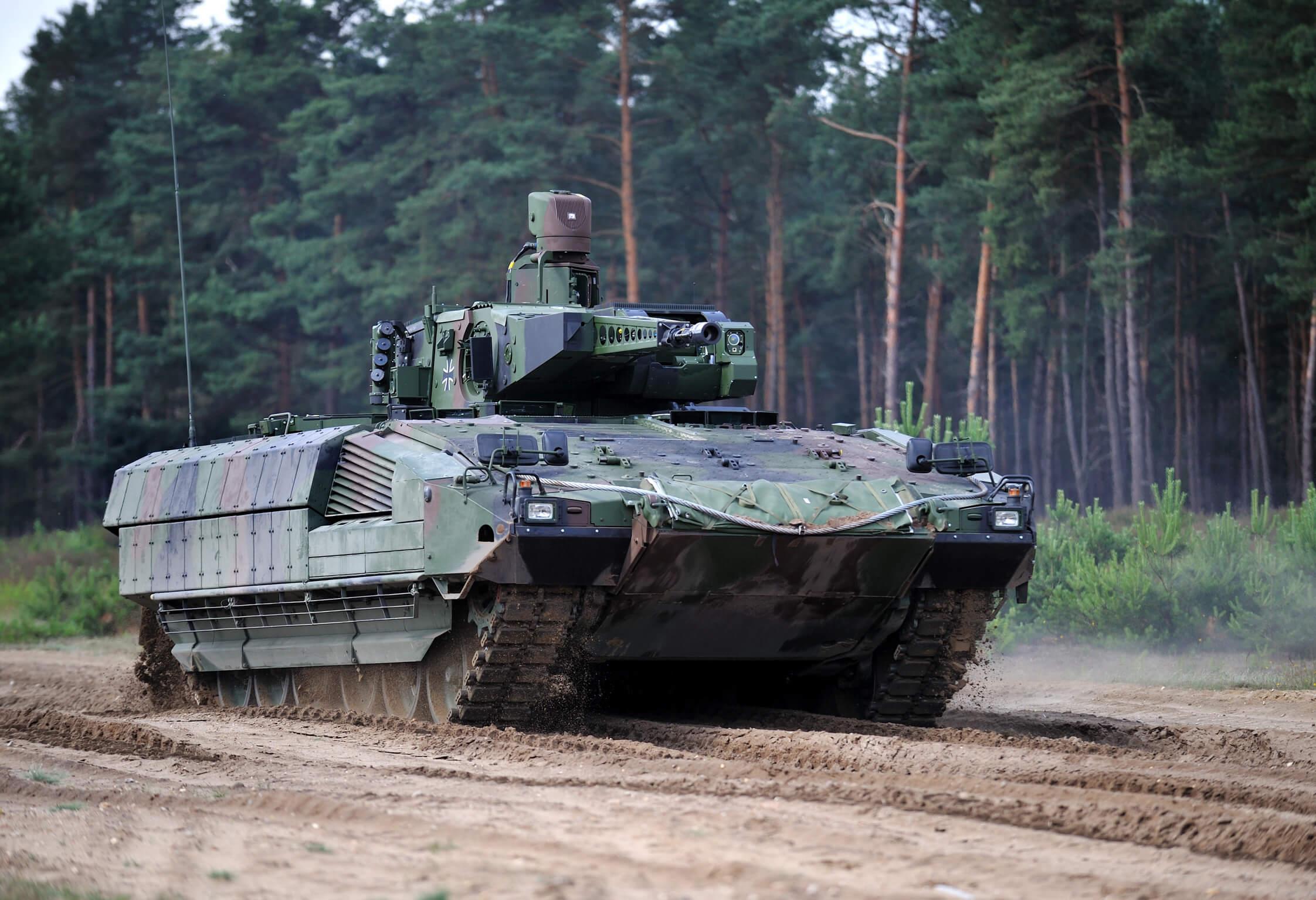 Rheinmetall fordert Millionen-Entschädigung