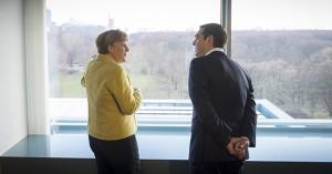 Treffen Merkel Tsipras