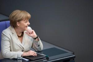 Bundeskanzlerin Angela Merkel 2013