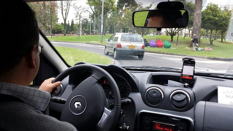 Uber zahlt Personenbeförderungsschein