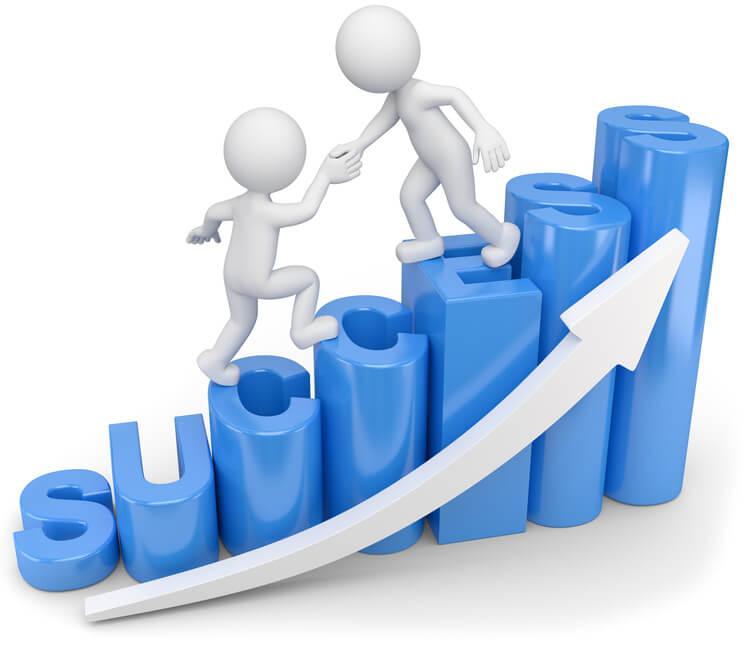 Auf dem Weg zum Erfolg gibt es keine Abkürzung. Der Kontakt zu anderen Anlegern kann jedoch ausgesprochen hilfreich sein.