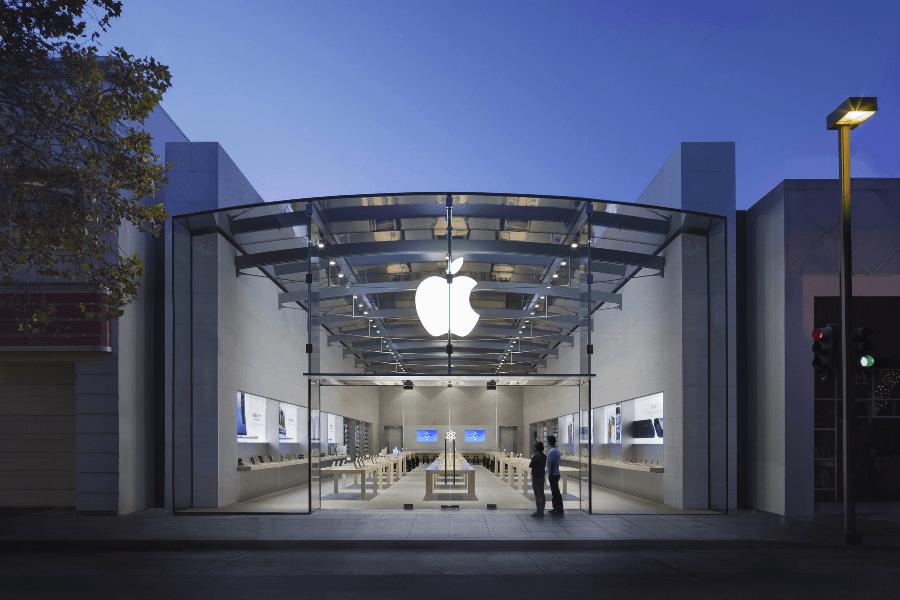 Apple wird in Dow Jones aufgenommen
