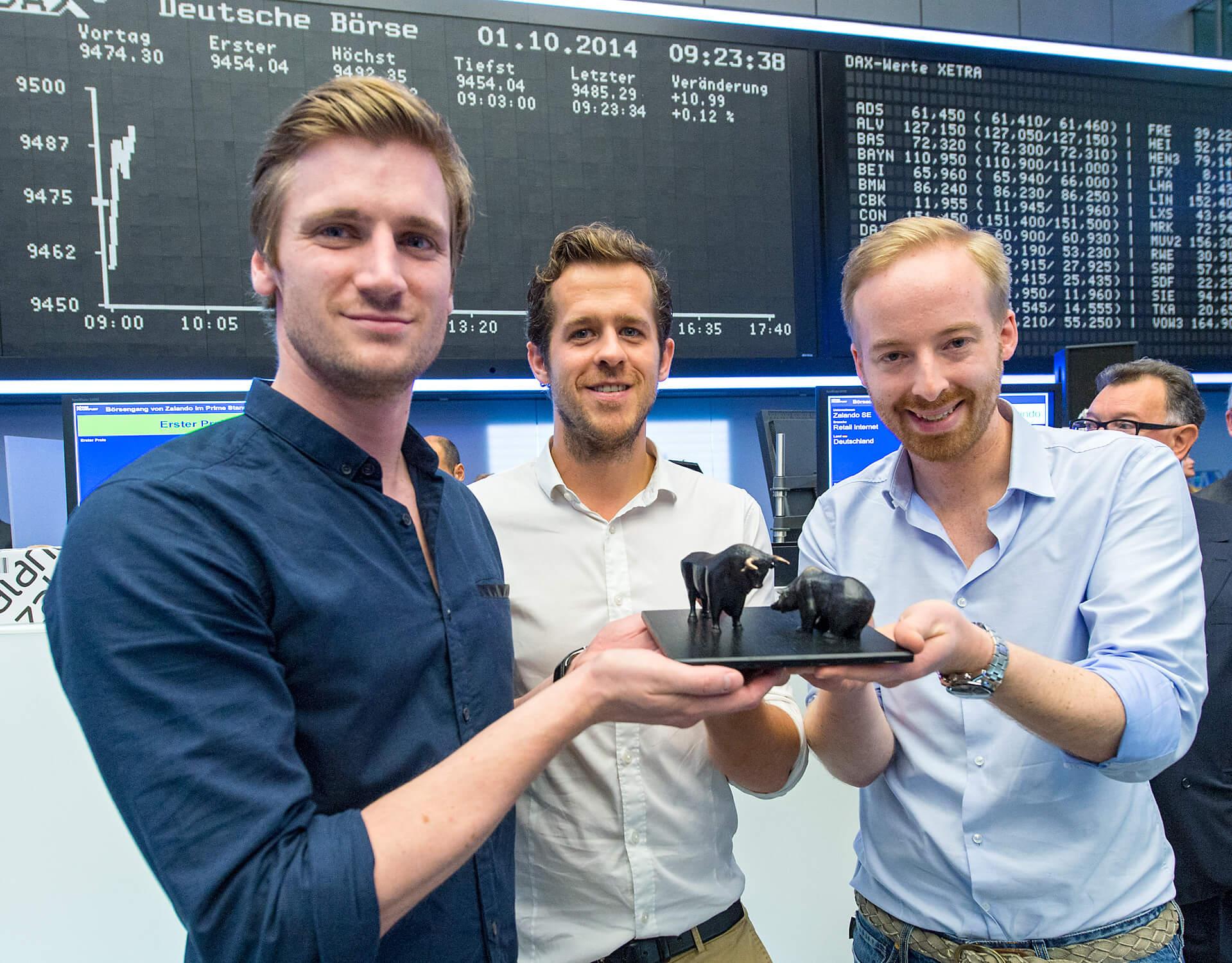 Zalando: Aktionäre verkaufen vor Haltefrist