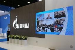Sanktionen belasten die Beziehungen zu Gazprom