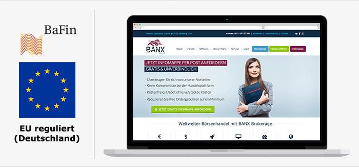 Aktien Broker BANX