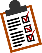 Check: Alles vollständig? http://pixabay.com/de/checkliste-listen-gesch%C3%A4ft-formular-41335/