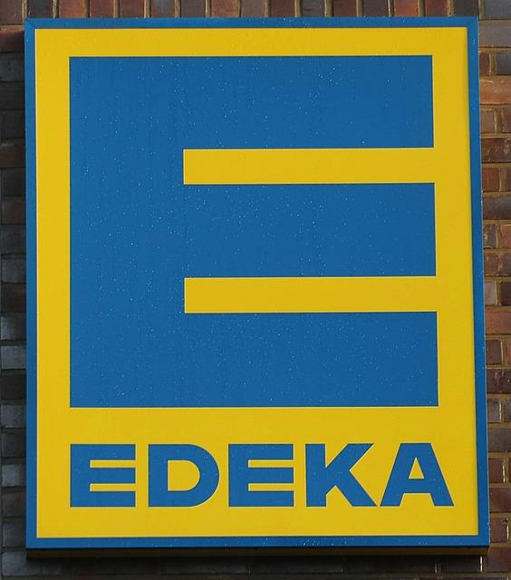 Edeka und Tengelmann rufen Gabriel