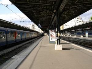 Bis Sonntag werden die Züge stillstehen