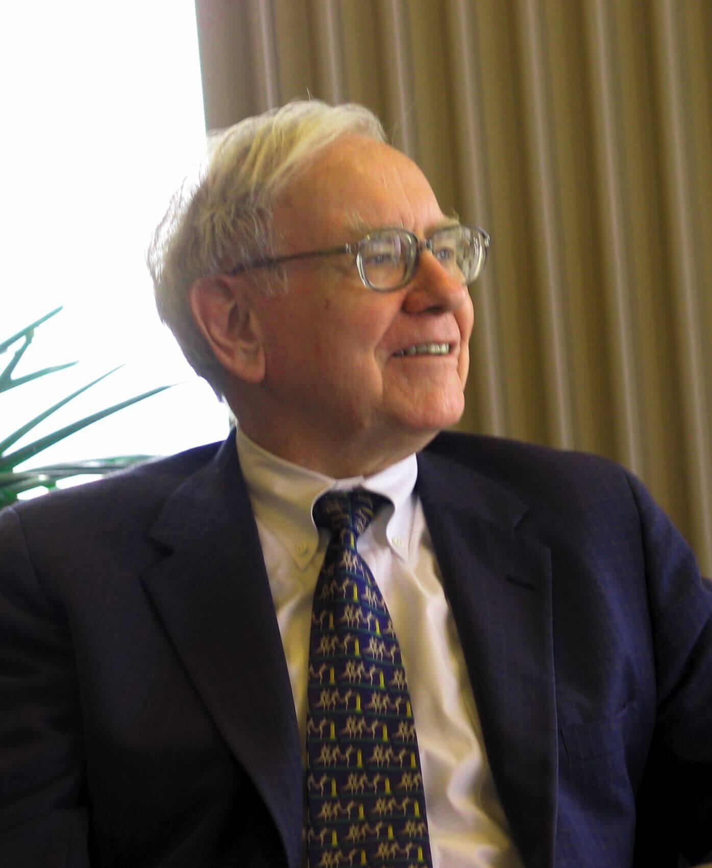 Warren Buffett feiert 50. Firmenjubiläum