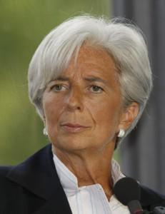 Für die Chefin wird ein Grexit immer wahrscheinlicher