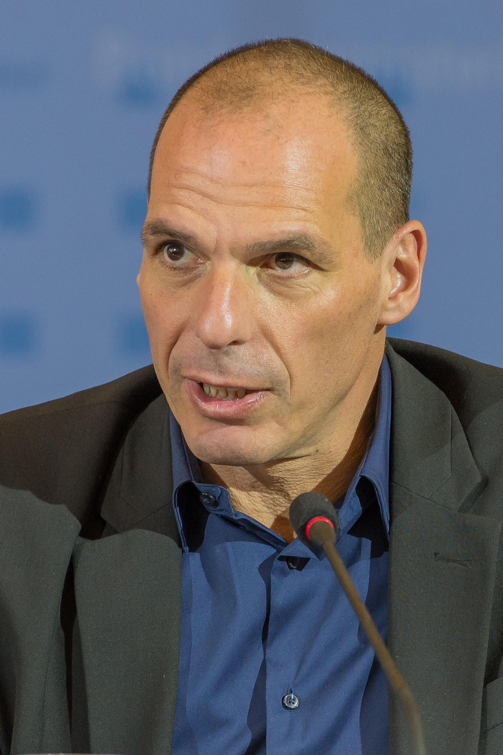 Yanis Varoufakis sorgt erneut für Schlagzeilen