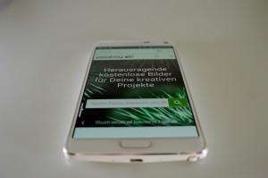 Samsung könnte Apple gefährlich werden