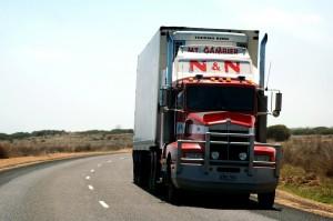 Zwei LKW sind bereits zugelassen
