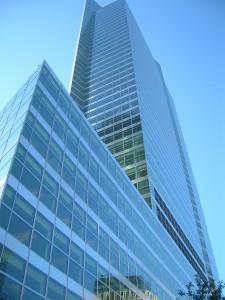 """Das Hauptquatier von Goldman Sachs in New York """"GoldmanSachsHeadquarters"""" von Quantumquark - Eigenes Werk"""