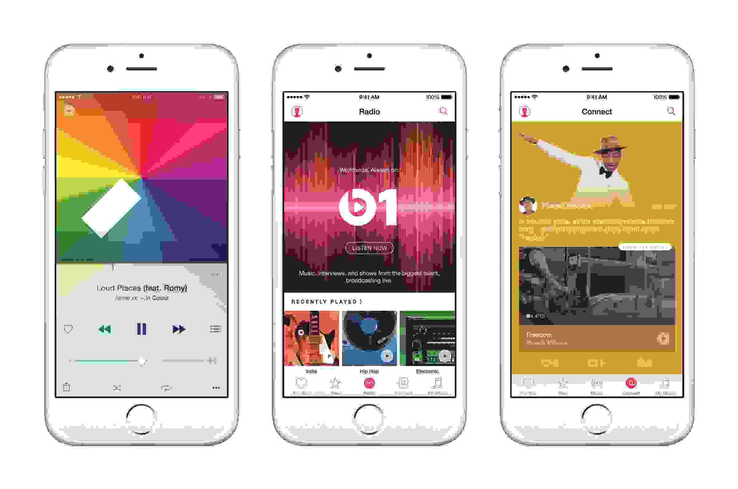 Verleiht der Apple Streamingdienst der Aktie Auftrieb?