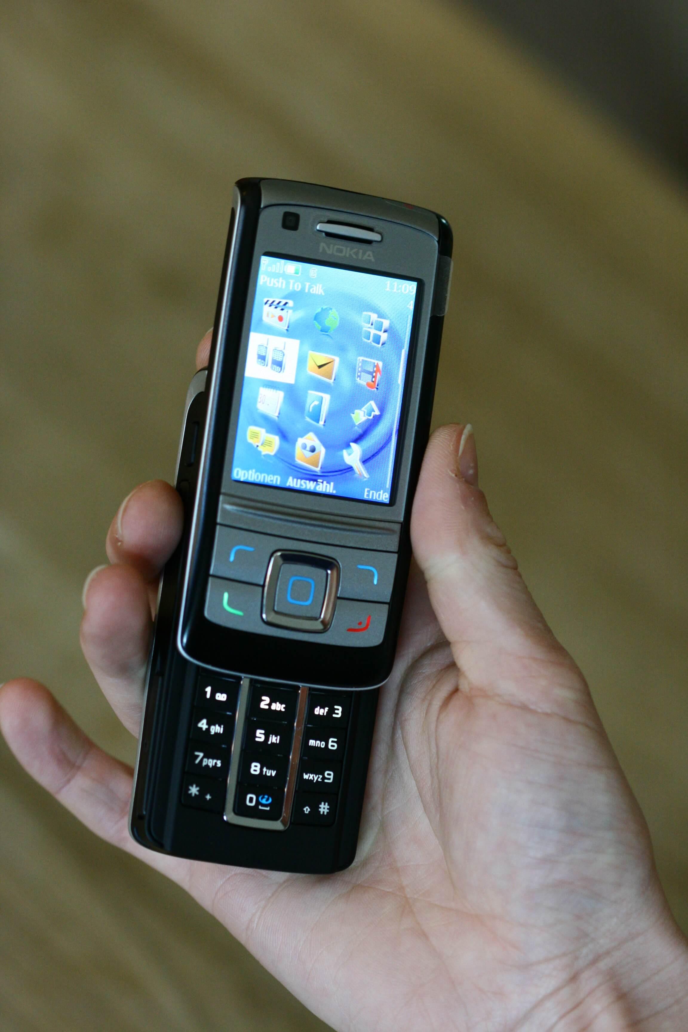 Nokia kehrt ins Handygeschäft zurück