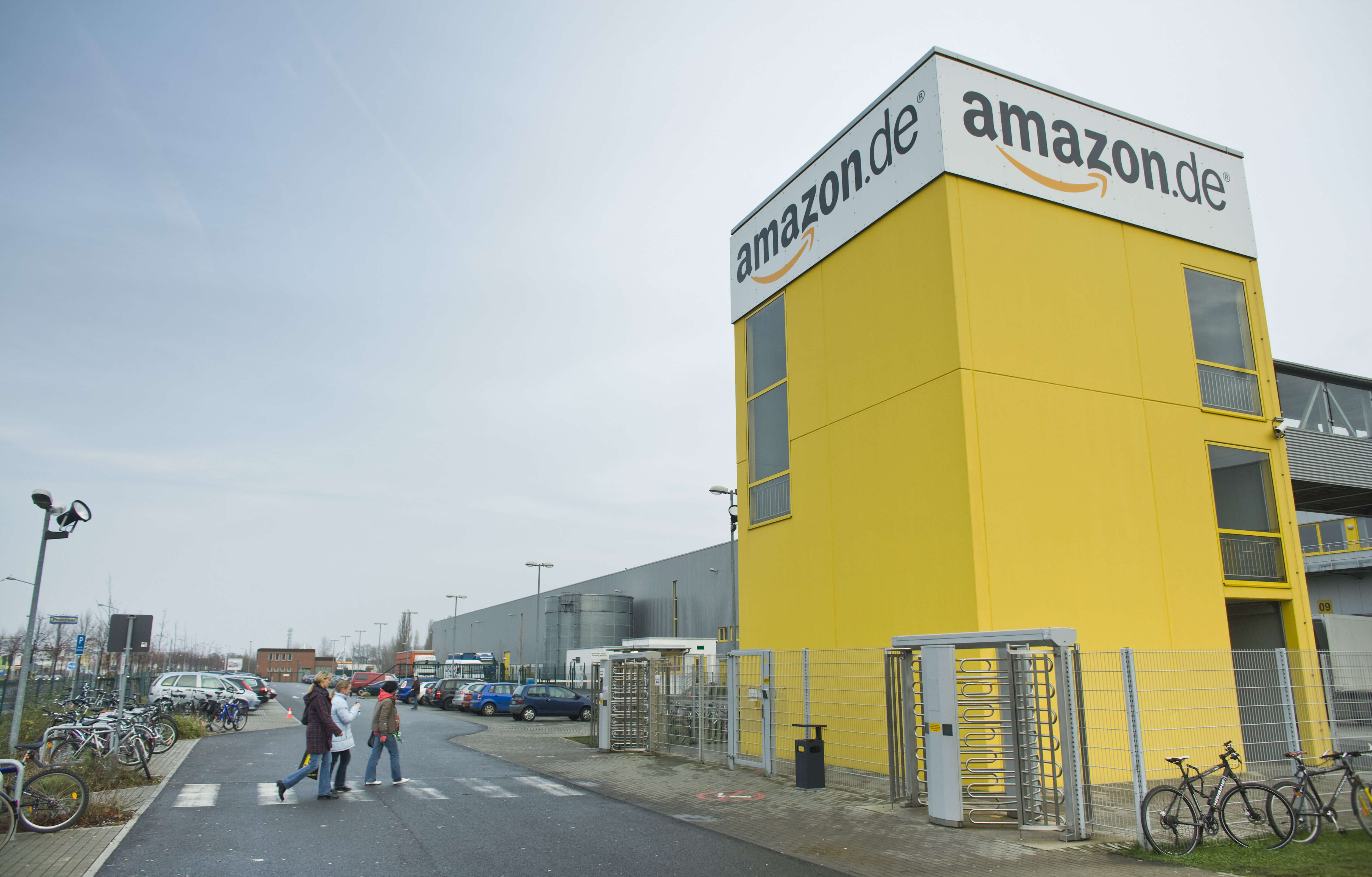 Amazon will eigenen Luftraum für Drohnen