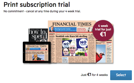 Financial Times gehört nun den Japanern
