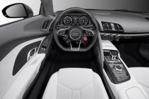 Audi R8 e-tron Fahr-Pilot