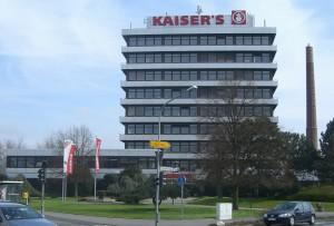 Stammsitz von Kaiser's Tengelmann in Viersen-Hoser