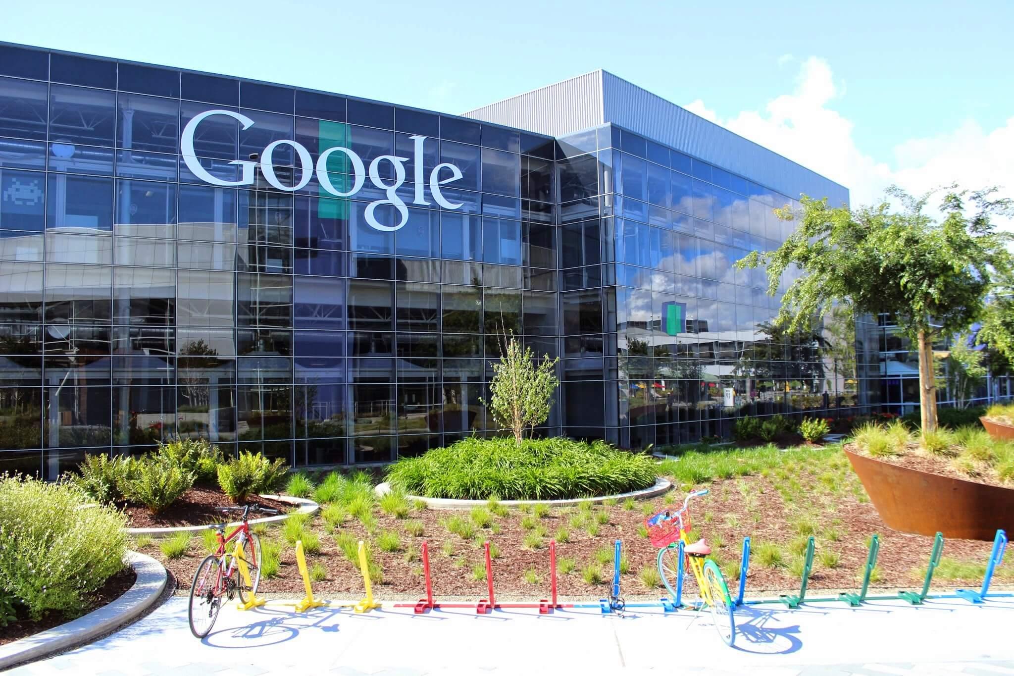 Aus Google wird Alphabet