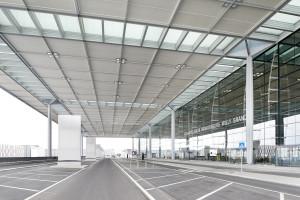 Flughafen BER / BBI