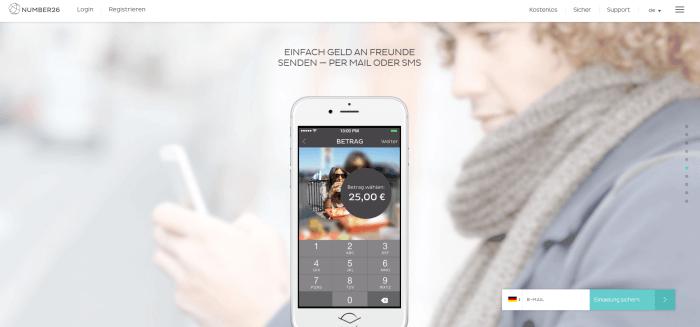 Banking-Alltag mit MoneyBeam