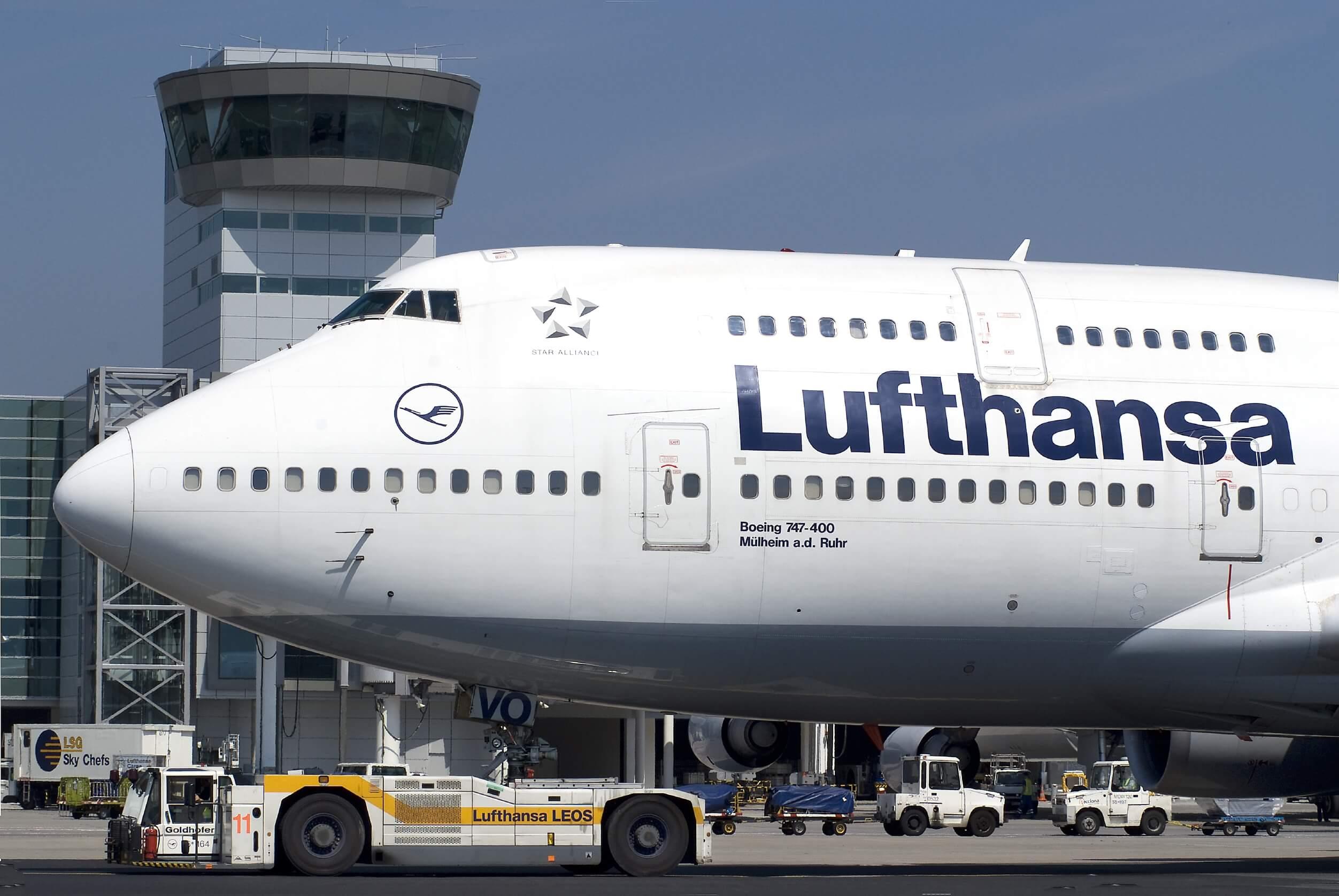 Erneut Streiks bei der Lufthansa möglich