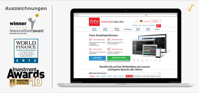 Beste Trading Plattform für Forex & CFDs erkennen und Konto eröffnen
