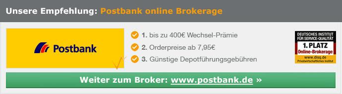 Postbank Online Brokerage