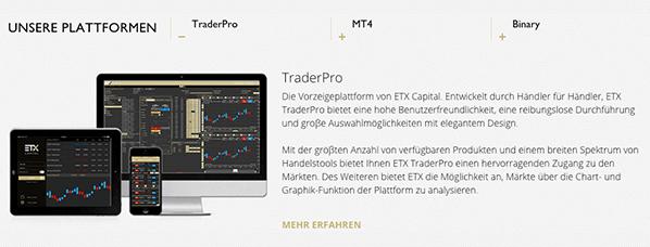 ETX Handel