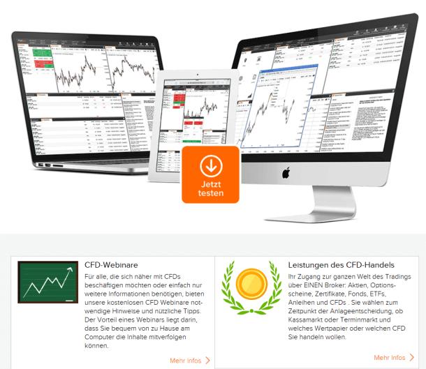 Flatex Bewertung aus dem Erfahrungsbericht der Trader