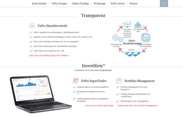 online broker demokonto