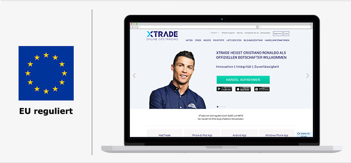 XTrade Demokonto
