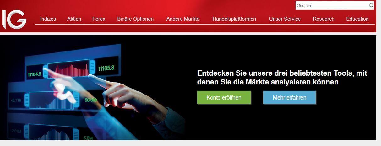 Gratis Handelskonto + mobiler Handel.