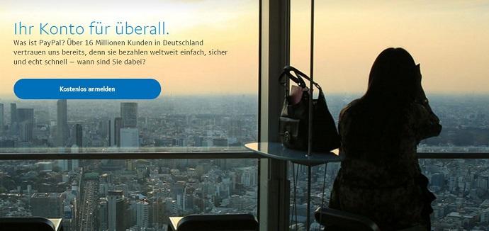 PayPal: Ein Konto überall