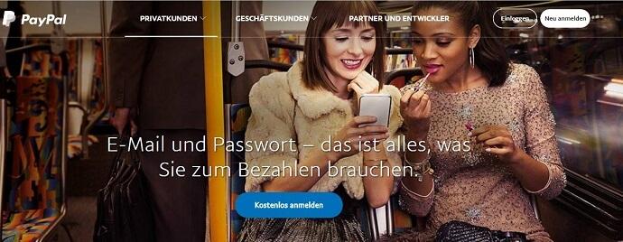 PayPal: Ein Konto viele Möglichkeiten