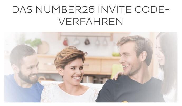 N26 Aktionscode: Was bringt das Invite Code Verfahren?