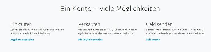 Plus500 PayPal: Viele Möglichkeiten für ein Konto