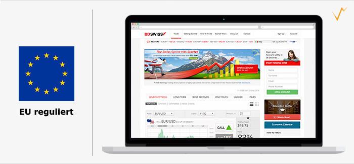 BDSwiss Forex Erfahrungen von Brokervergleich.net