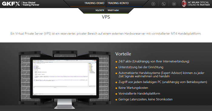 Forex VPS – Interessante Tipps zum Virtual Private Server