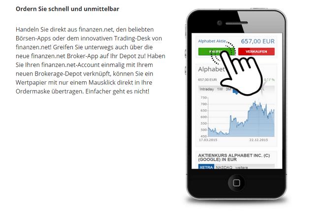 Aktienhandel App beste Börsen App