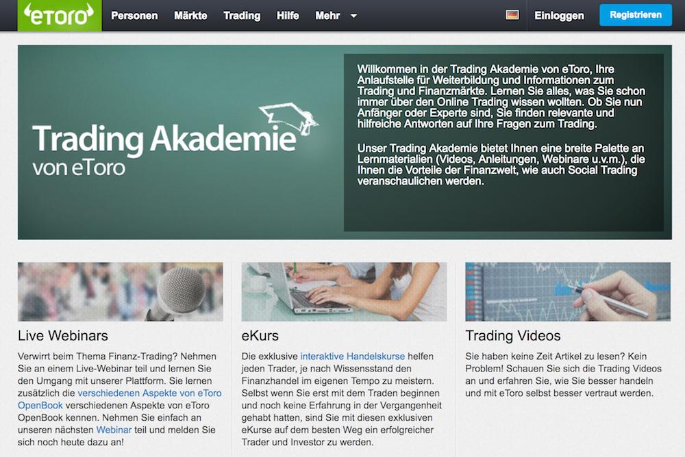 social trading plattformen